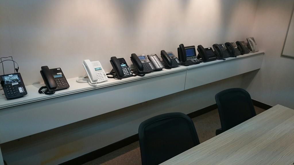Matrix IP Phone Demo