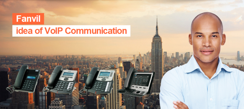 Fanvil IP Phone Solution | Hong Kong | Matrix Technology (HK) Ltd - www.hk-matrix.com