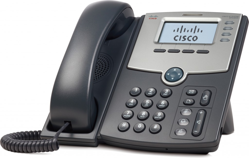 Cisco IP Phone SPA504