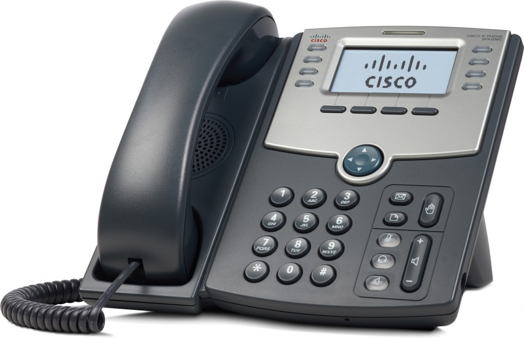 Cisco IP Phone SPA508
