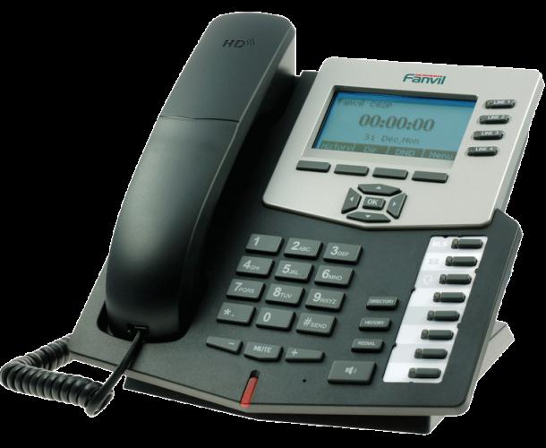 Fanvil C62 IP Phone - Hong Kong