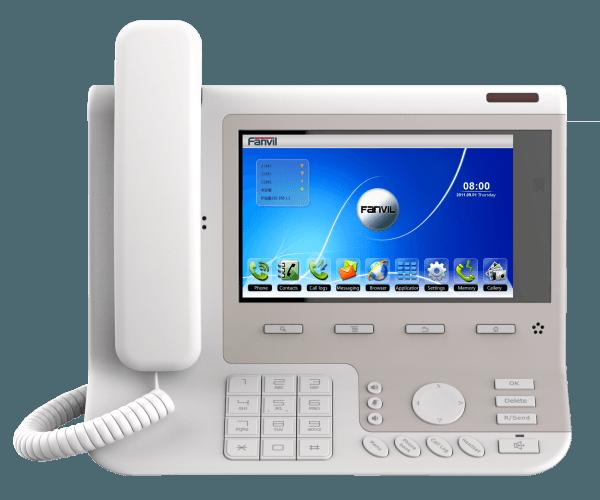 D800 IP Phone