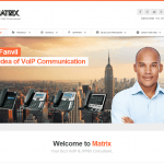 Matrix New Website Launch