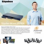 Sipdex M200 IPPBX Datasheet (New)