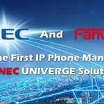 Fanvil,首家NEC UNIVERGE 認證的IP電話解決方案合作夥伴