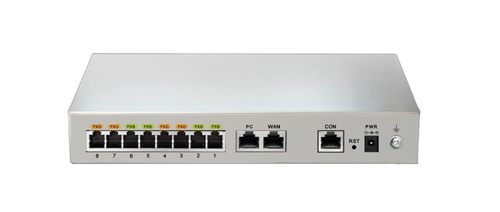 Sipdex 4-8 Port FXO / FXS SIP Gateway | www.hk-matrix.com