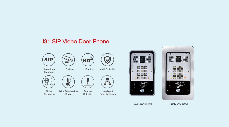 Fanvil i31Video Doorphone « Fanvil IP Phone | Fanvil 網絡電話