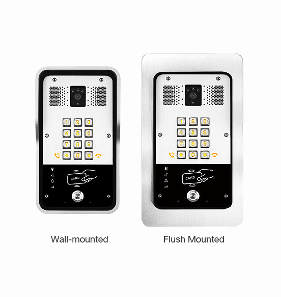 Fanvil i31 Sip Video Doorphone - Hong Kong