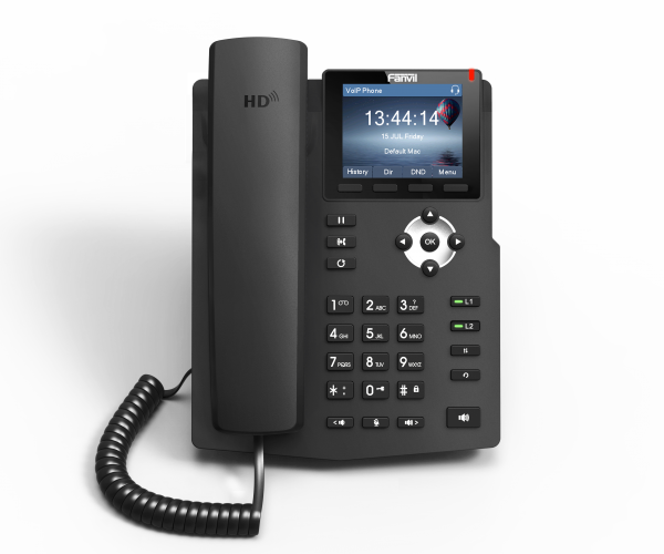Fanvil X Series IP Phone - For More information, please call : 852 39001988 | www.hk-matrix.com