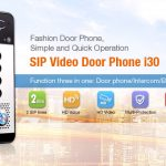 Fanvil i30 – New Sip Video Doorphone