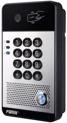 Fanvil i30 SIP Video Doorphone  - Hong Kong Distributor - 香港代理