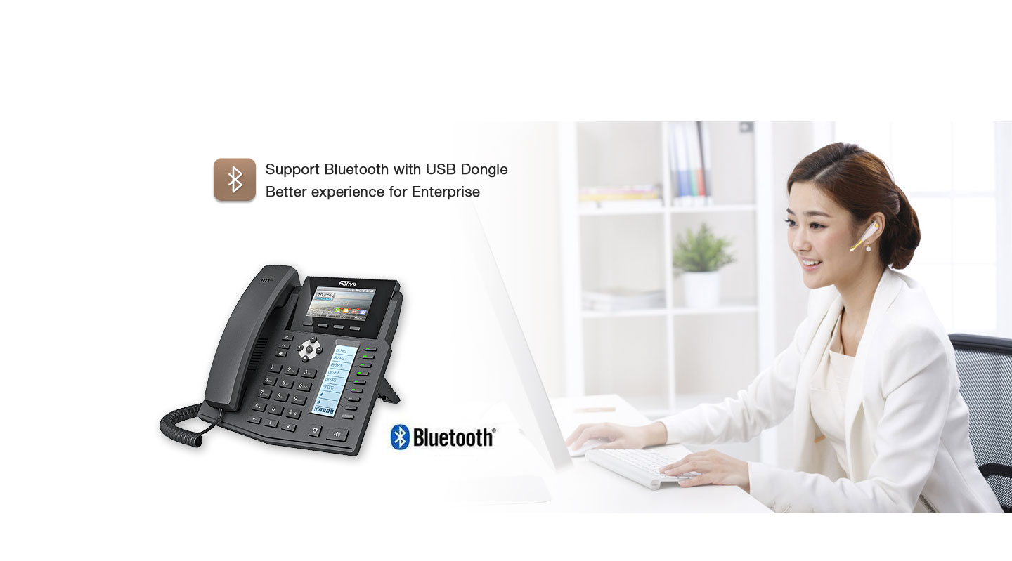 Fanvil X5S Gigabit IP Phone