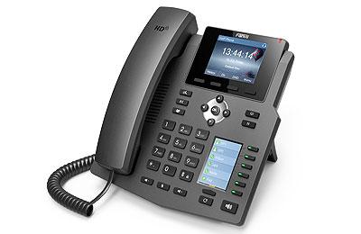 Fanvil X5S 全新雙COLOR LCD 企業級網絡電話