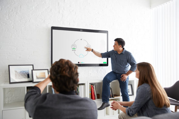 Cisco Spark Board 數碼白板