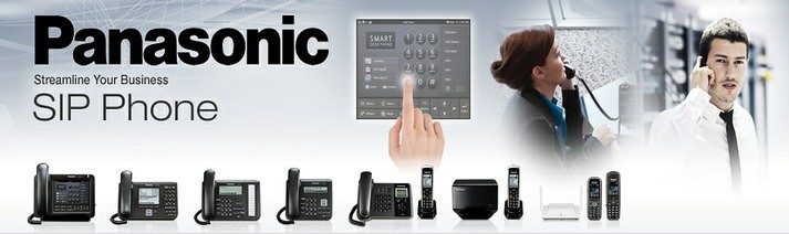 Panasonic KX UT Series SIP Phone