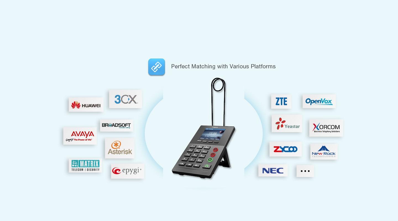 X2P Contact Center IP Phone - Hong Kong Distributor - 香港代理
