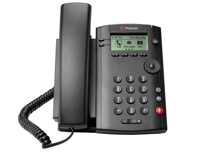 Polycom VVX 101 IP Phone - Hong Kong Reseller - Matrix Technology (HK) Ltd | www.hk-matrix.com | tel: 3900 1988