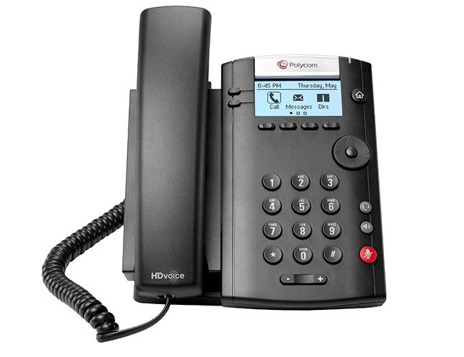 Polycom VVX 201 IP Phone - Hong Kong - Matrix Technology www.hk-matrix.com