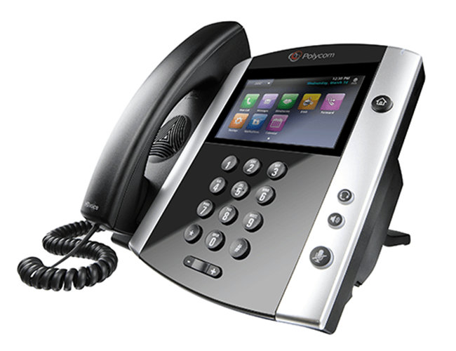 Polycom VVX 600 IP Phone | Hong Kong | www.hk-matrix.com | Tel: 39001988