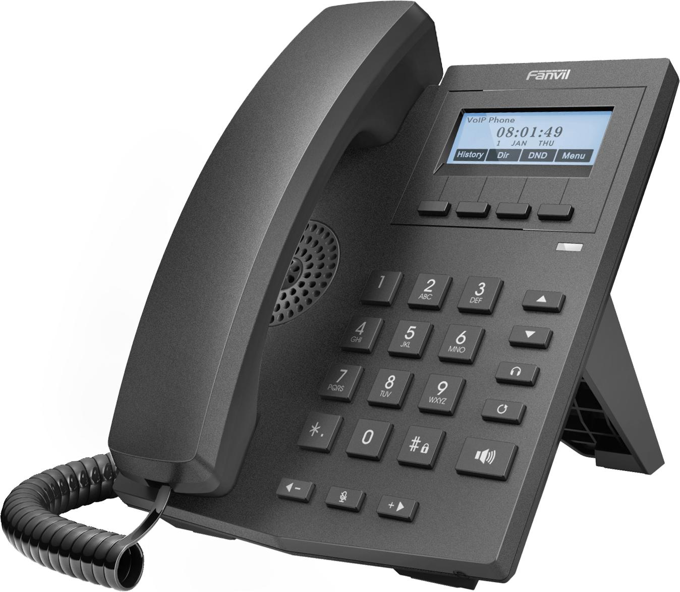 FANVIL X1 IP Phone 亮相 , 性價比值超高