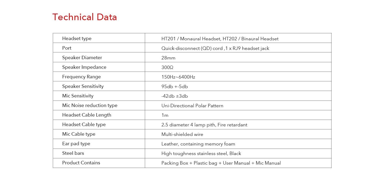 Fanvil Headset HT201(Mono) & HT202 (DUO) - Hong Kong Supplier - Matrix Technology (HK) Ltd : Hotline : 852 39001988