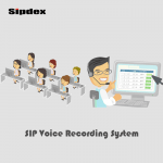 SIPDEX - SIP Voice Recording System ( SIP Call Logger )