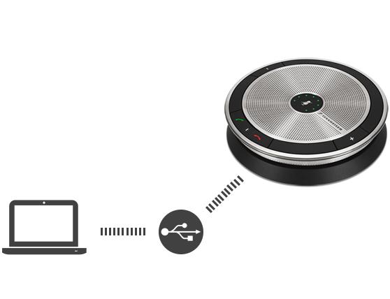 Sennheiser Speakerphone SP 10