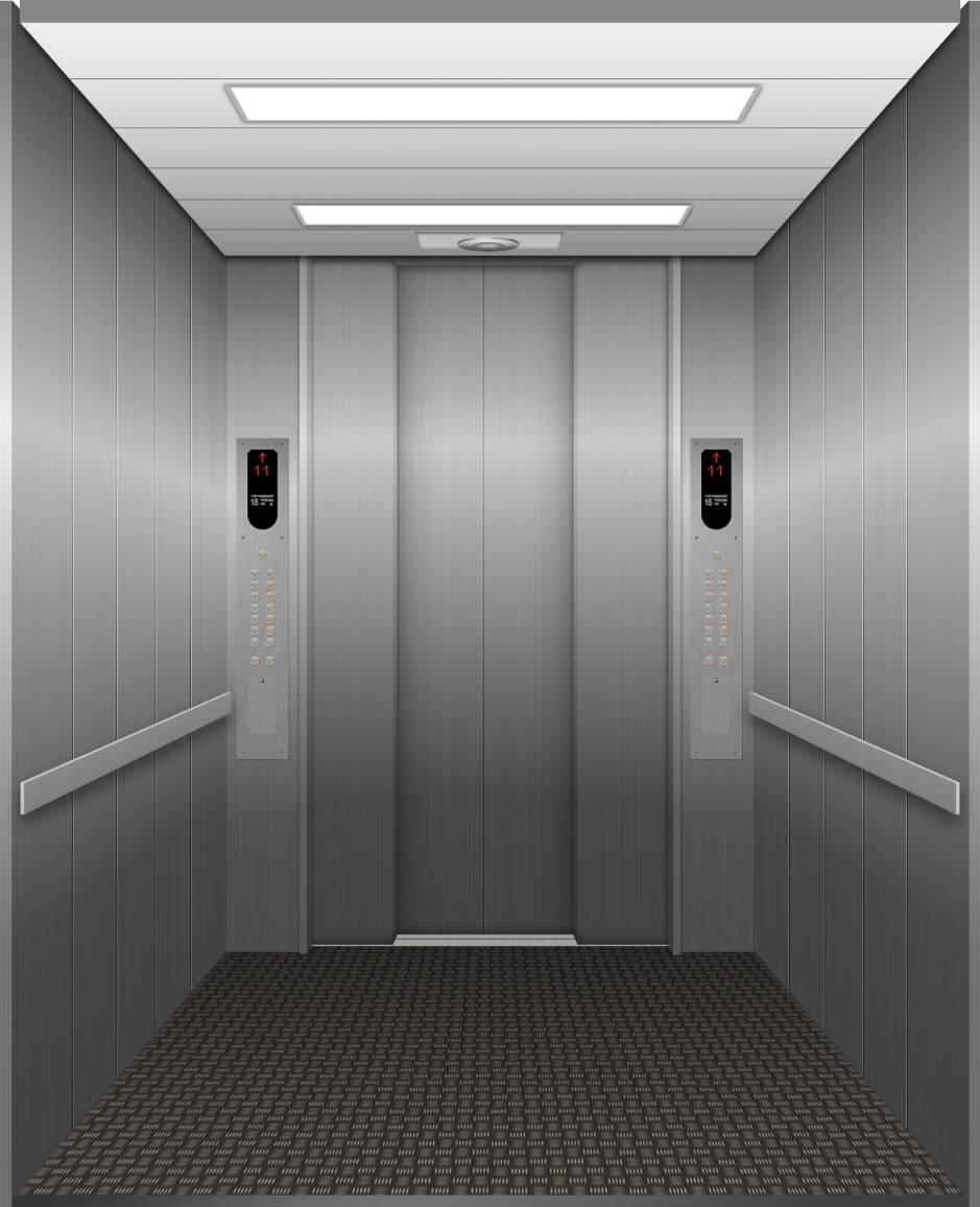 Lift Intercom application by Fanvil PA2