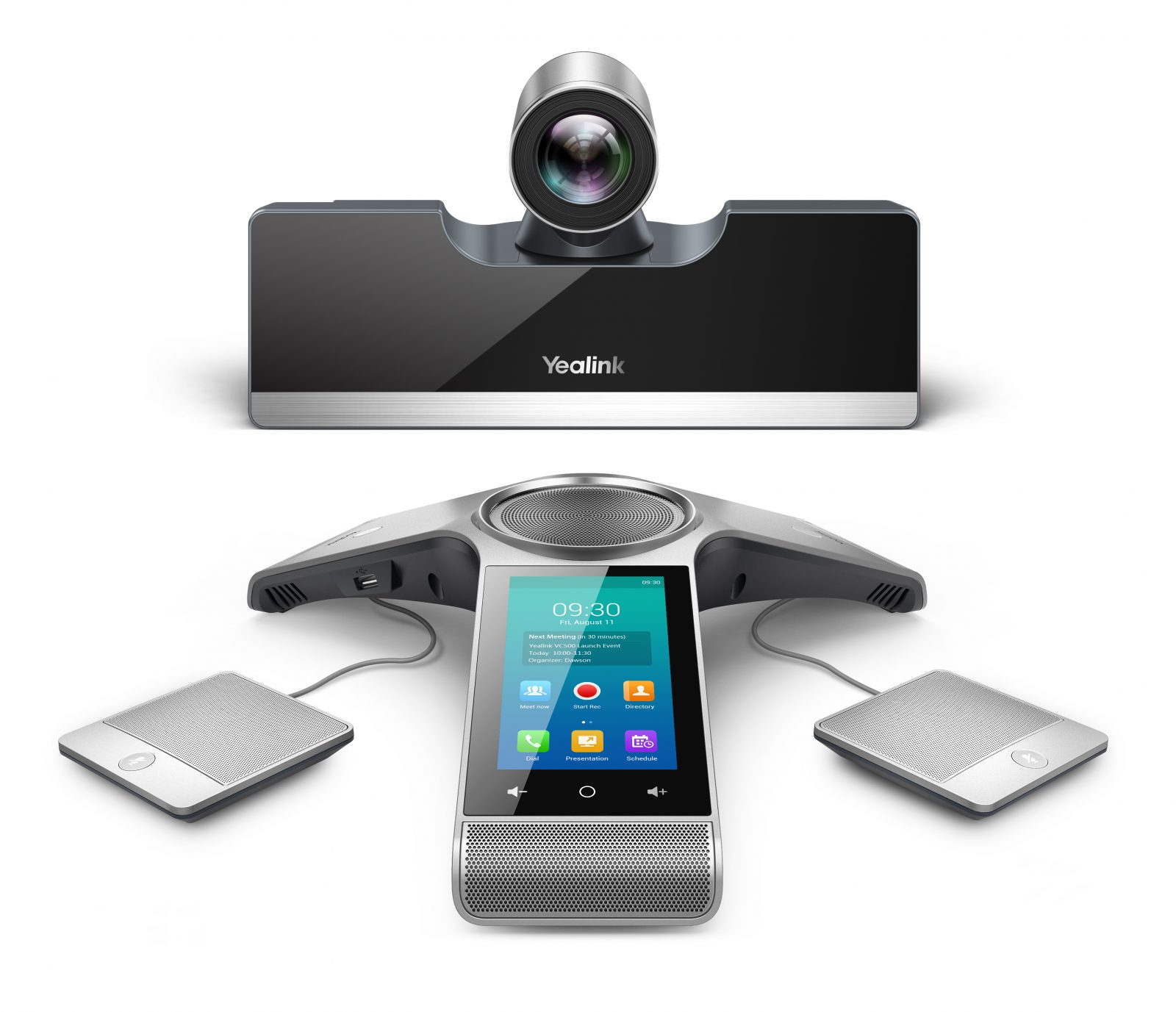 Yealink VC500 Video Conference System - Hong Kong & Macau customer, please call 852 39001988 for more information - Matrix Technology HK Ltd