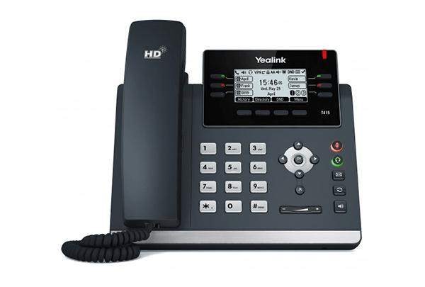 Yealink T41S IP Phone – 10/100M, POE 2.7″ LCD (Hong Kong) - - Hong Kong Hotline: 39001988 - Matrix Technology (HK) Ltd