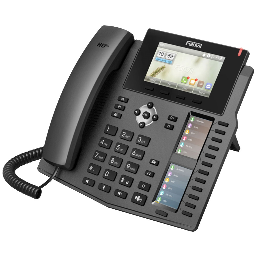 Fanvil X6 IP Phone Video Introduction