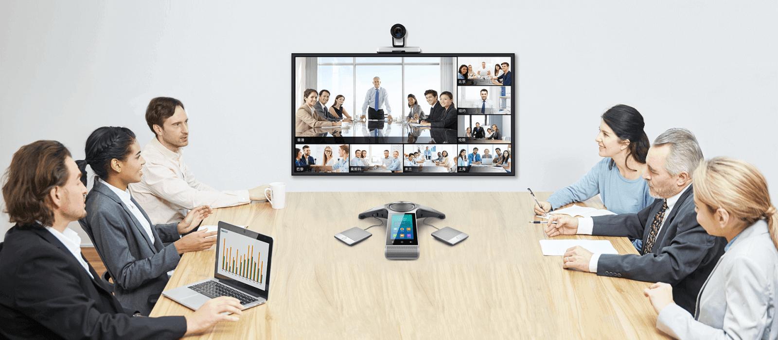 Yealink Video Conference system -Hong Kong & Macau \ Yealink 視像會議方案 (香港及澳門)