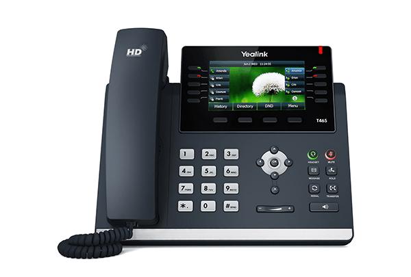 Yealink T46S POE IP Phone – Giga POE 2.7″ LCD - Hong Kong - - Hong Kong Hotline: 39001988 - Matrix Technology (HK) Ltd