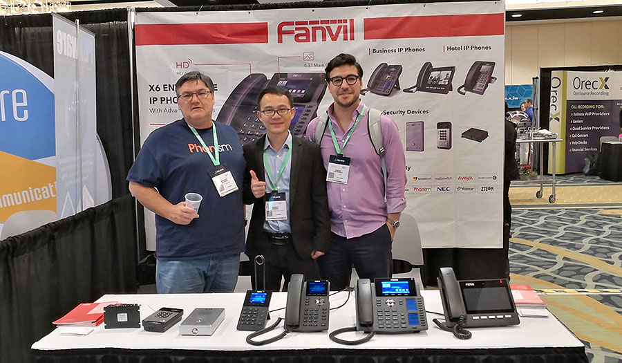 Fanvil Products Catalog 2019