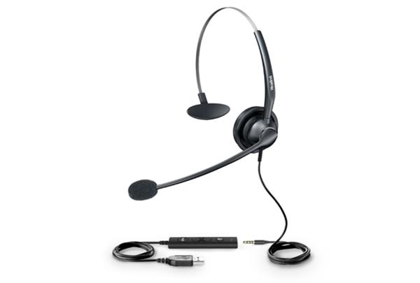 Yealink YHS33 USB Wideband Headset