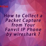 How to Collect a Packet Capture from Your Fanvil IP Phone bywireshark?