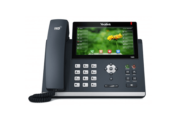 Yealink T48S POE IP Phone - Hong Kong - - Hong Kong Hotline: 39001988 - Matrix Technology (HK) Ltd