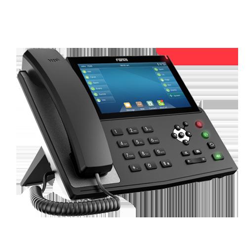 Fanvil X7 Gigabit Touch screen IP Phone (POE)