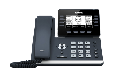 Yealink SIP T53W Wifi IP Phone - Matrix Technology (HK) Ltd - Hong Kong Service Hotline 852: 39001988