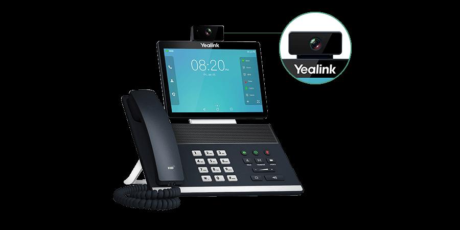 Yealink VP59 Smart Video Teams Phone