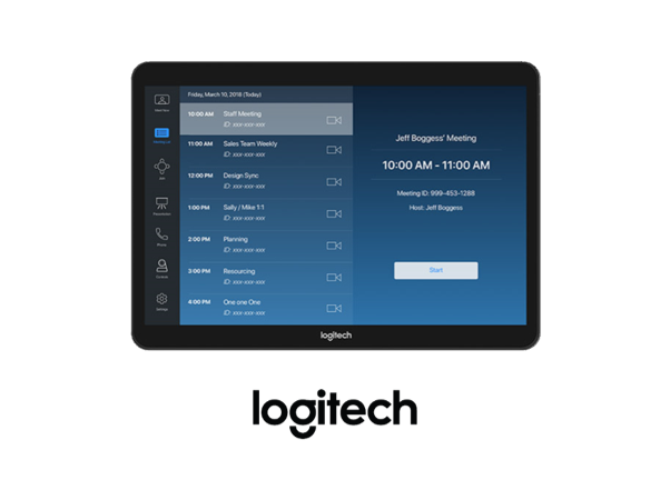 Logitech Tap Zoom Rooms for Medium Rooms
