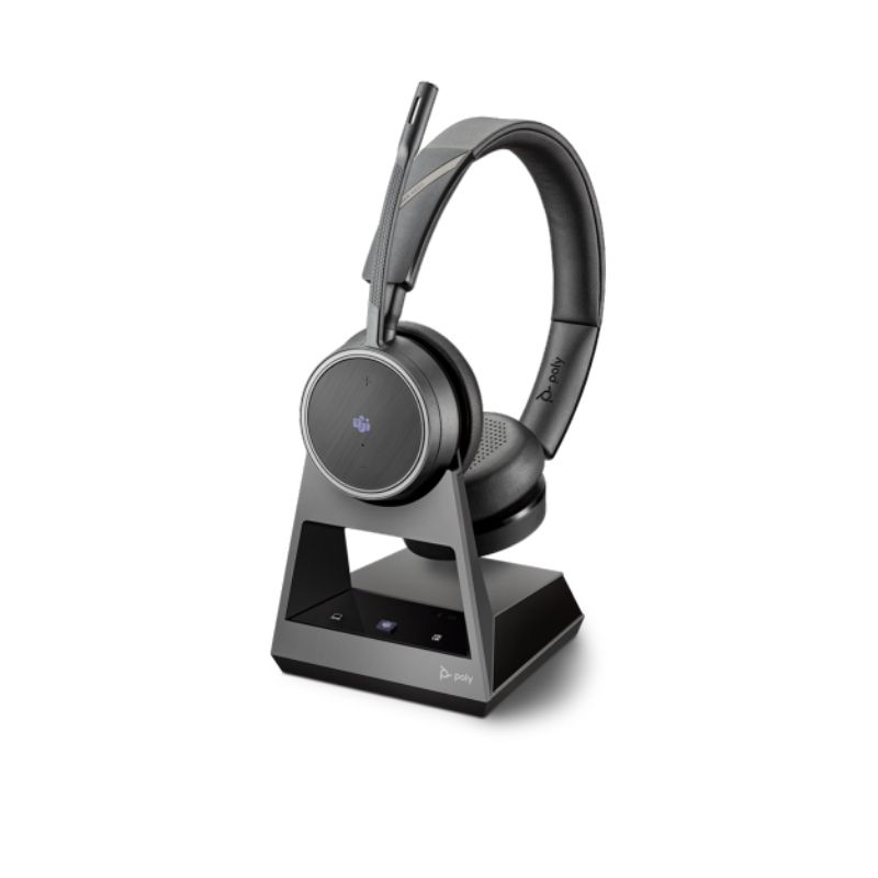 Poly Voyager 4220 MS Teams Office 2-way stereo Bluetooth headset (Plantronics)